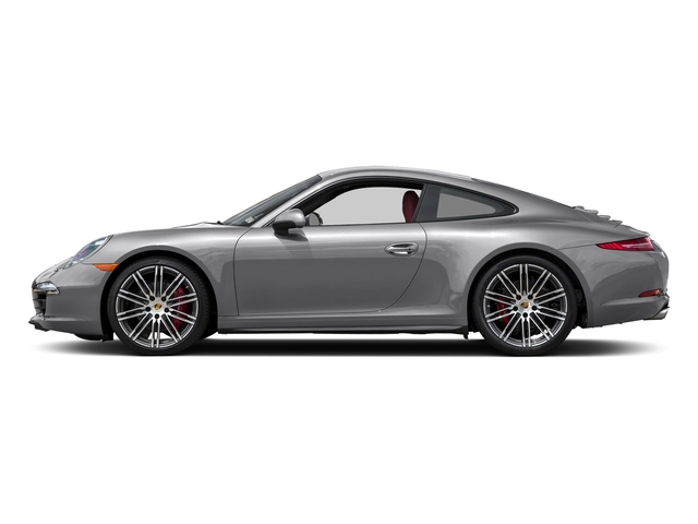 GT Silver Metallic 2015 Porsche 911 Pictures 911 Coupe 2D 4 Targa AWD photos side view