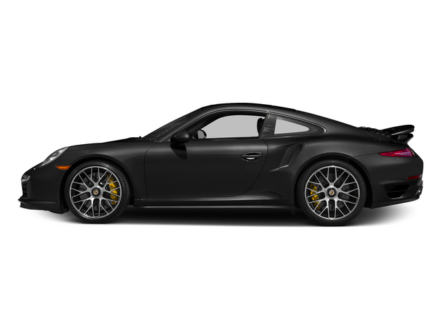Custom Color Uni 2015 Porsche 911 Pictures 911 Coupe 2D Turbo S AWD H6 photos side view