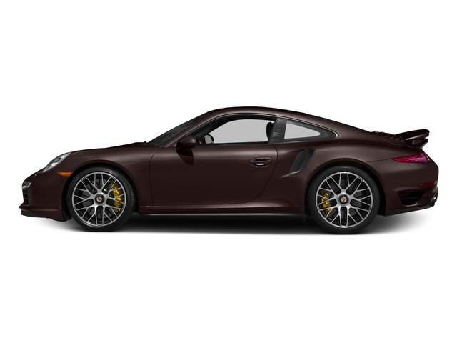 Mahogany Metallic 2015 Porsche 911 Pictures 911 Coupe 2D Turbo S AWD H6 photos side view