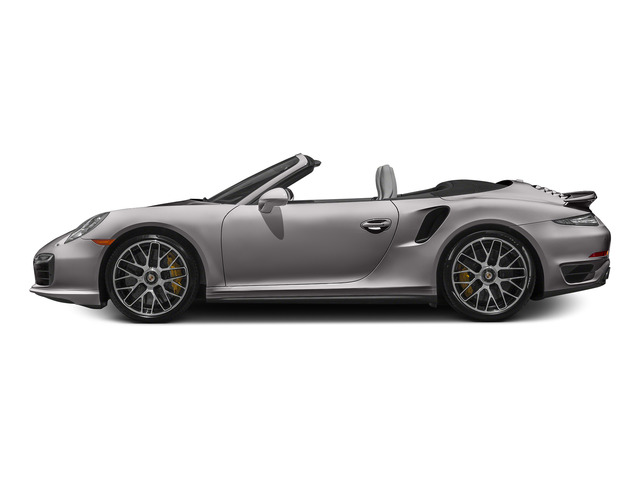 Agate Gray Metallic 2015 Porsche 911 Pictures 911 Cabriolet 2D S AWD H6 Turbo photos side view