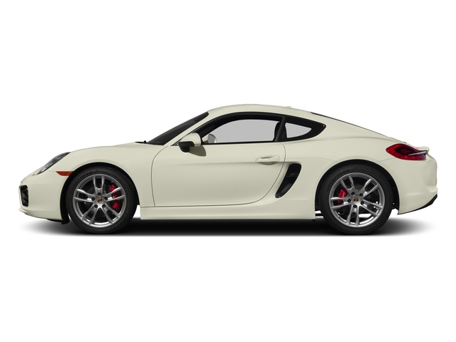Carrara White Metallic 2015 Porsche Cayman Pictures Cayman Coupe 2D GTS H6 photos side view