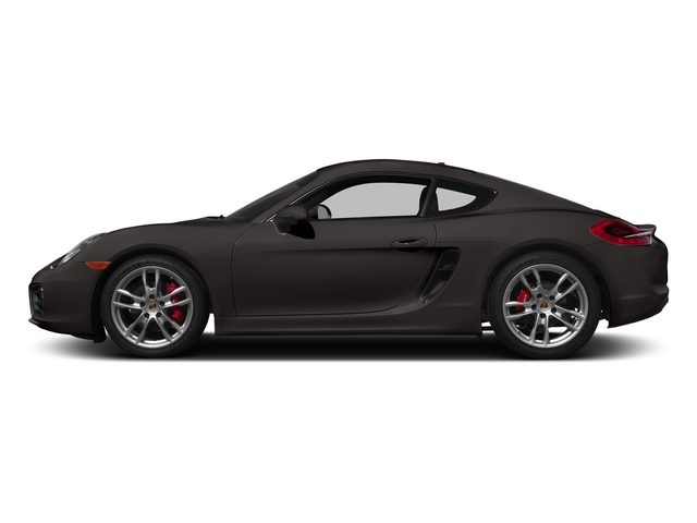 Anthracite Brown Metallic 2015 Porsche Cayman Pictures Cayman Coupe 2D GTS H6 photos side view