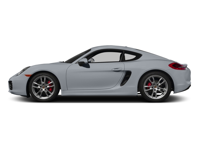Rhodium Silver Metallic 2015 Porsche Cayman Pictures Cayman Coupe 2D GTS H6 photos side view