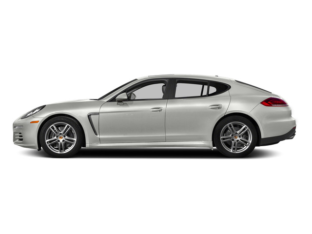 White 2015 Porsche Panamera Pictures Panamera Hatchback 4D H6 photos side view