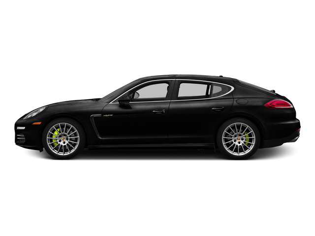 Custom Color Uni 2015 Porsche Panamera Pictures Panamera Hatchback 4D S e-Hybrid V6 photos side view