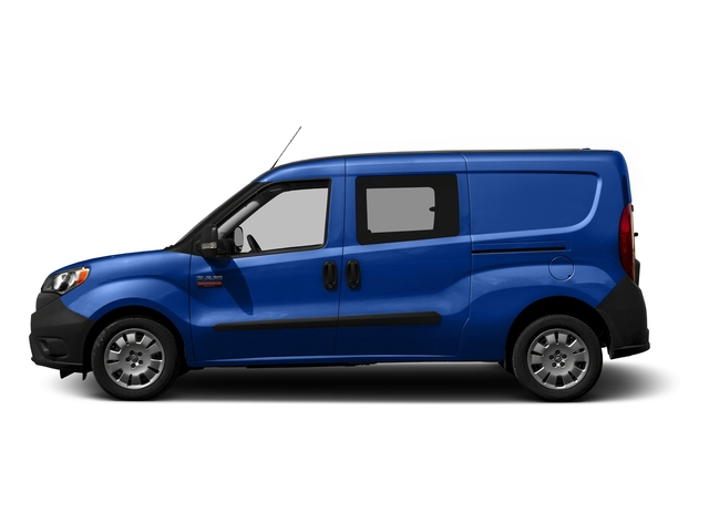Blue Night Metallic 2015 Ram Truck ProMaster City Wagon Pictures ProMaster City Wagon Passenger Van photos side view