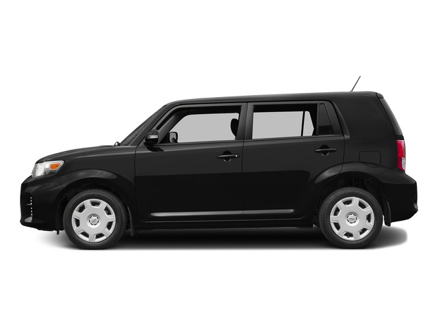 Black Sand Pearl 2015 Scion xB Pictures xB Wagon 5D I4 photos side view