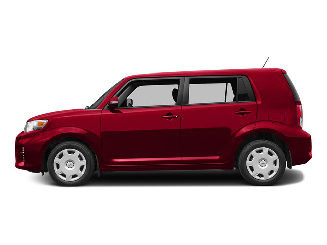 Absolutely Red 2015 Scion xB Pictures xB Wagon 5D I4 photos side view