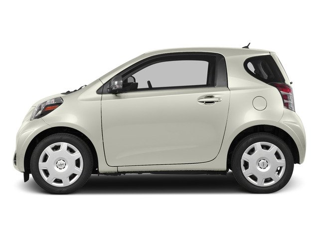 Blizzard Pearl 2015 Scion iQ Pictures iQ Hatchback 3D I4 photos side view