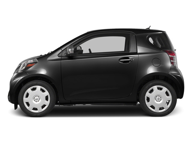 Black Sand Pearl 2015 Scion iQ Pictures iQ Hatchback 3D I4 photos side view