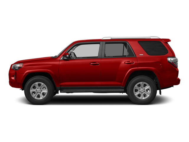 Inferno 2015 Toyota 4Runner Pictures 4Runner Utility 4D TRD Pro 4WD V6 photos side view