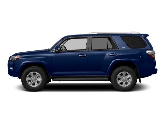 Nautical Blue Pearl 2015 Toyota 4Runner Pictures 4Runner Utility 4D Trail Edition 4WD V6 photos side view
