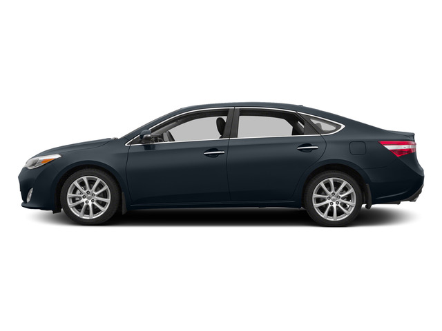 Cosmic Gray Mica 2015 Toyota Avalon Pictures Avalon Sedan 4D XLE V6 photos side view