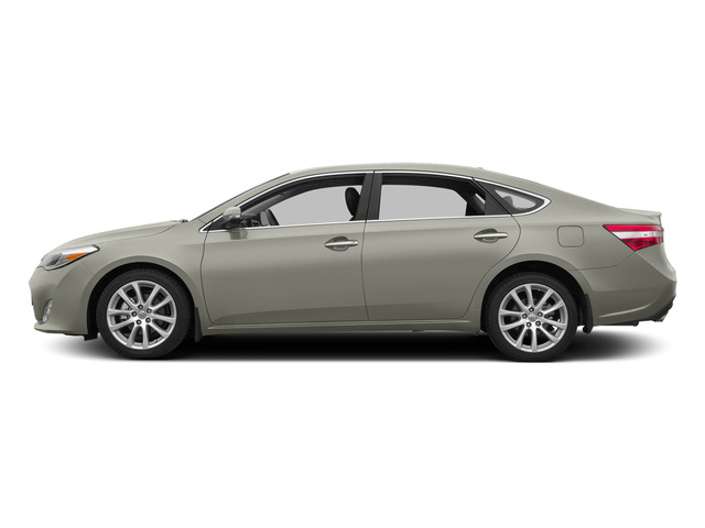 Creme Brulee Mica 2015 Toyota Avalon Pictures Avalon Sedan 4D XLE V6 photos side view
