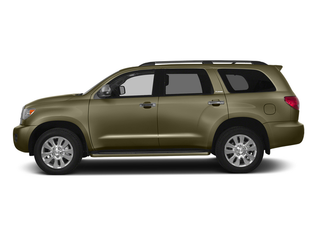 Pyrite Mica 2015 Toyota Sequoia Pictures Sequoia Utility 4D Limited 2WD V8 photos side view