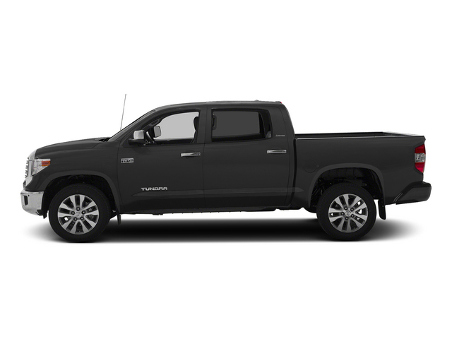 Attitude Black Metallic 2015 Toyota Tundra 4WD Truck Pictures Tundra 4WD Truck Limited CrewMax 4WD photos side view