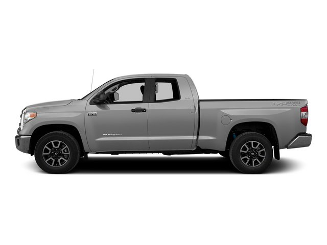 Silver Sky Metallic 2015 Toyota Tundra 4WD Truck Pictures Tundra 4WD Truck Limited Double Cab 4WD photos side view