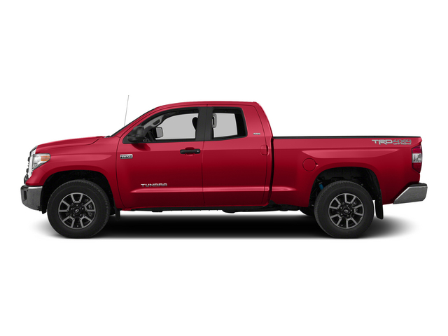 Radiant Red 2015 Toyota Tundra 4WD Truck Pictures Tundra 4WD Truck Limited Double Cab 4WD photos side view