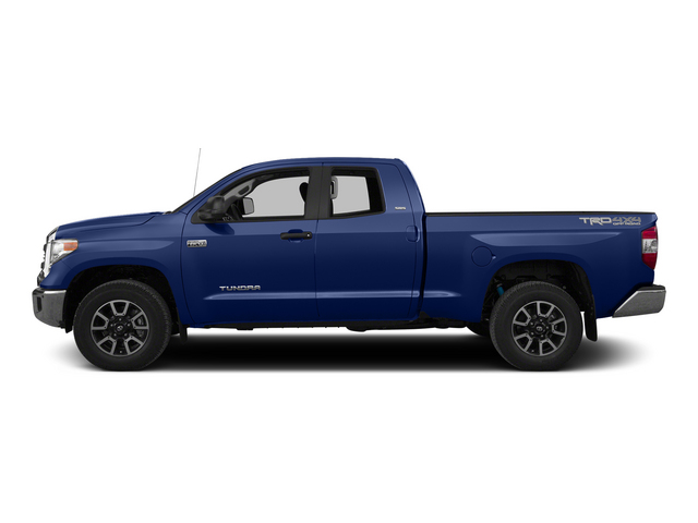 Blue Ribbon Metallic 2015 Toyota Tundra 4WD Truck Pictures Tundra 4WD Truck Limited Double Cab 4WD photos side view