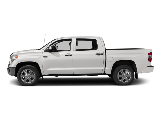 Super White 2015 Toyota Tundra 2WD Truck Pictures Tundra 2WD Truck 1794 Edition Crew Cab 2WD photos side view