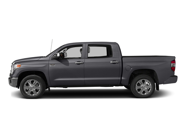 Magnetic Gray Metallic 2015 Toyota Tundra 2WD Truck Pictures Tundra 2WD Truck 1794 Edition Crew Cab 2WD photos side view