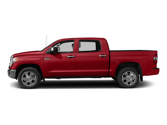 Barcelona Red Metallic 2015 Toyota Tundra 2WD Truck Pictures Tundra 2WD Truck 1794 Edition Crew Cab 2WD photos side view