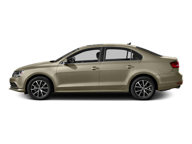 Moonrock Silver Metallic 2015 Volkswagen Jetta Sedan Pictures Jetta Sedan 4D SEL I4 Turbo photos side view