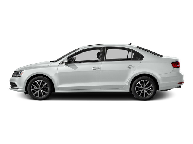 Pure White 2015 Volkswagen Jetta Sedan Pictures Jetta Sedan 4D SEL I4 Turbo photos side view