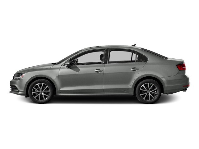 Platinum Gray Metallic 2015 Volkswagen Jetta Sedan Pictures Jetta Sedan 4D SEL I4 Turbo photos side view