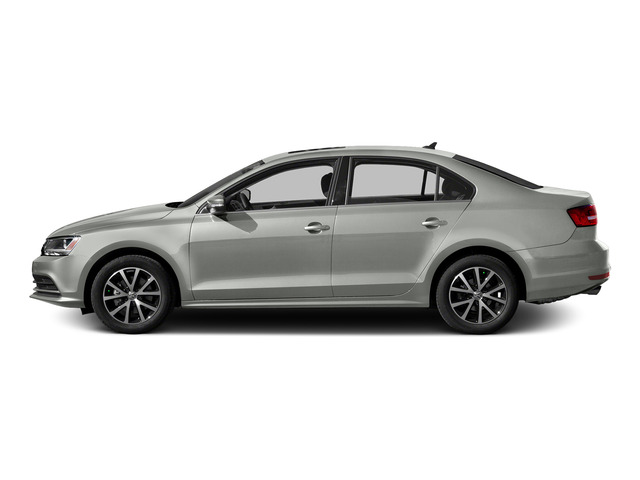 Reflex Silver Metallic 2015 Volkswagen Jetta Sedan Pictures Jetta Sedan 4D SEL I4 Turbo photos side view