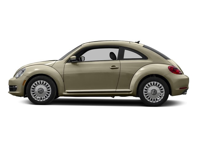 Moonrock Silver Metallic 2015 Volkswagen Beetle Coupe Pictures Beetle Coupe 2D 1.8T Entry I4 Turbo photos side view