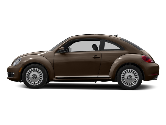 Toffee Brown Metallic 2015 Volkswagen Beetle Coupe Pictures Beetle Coupe 2D 1.8T Entry I4 Turbo photos side view
