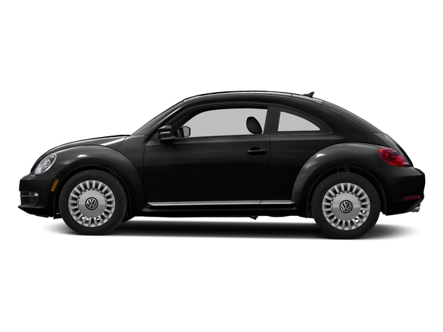 Black Uni 2015 Volkswagen Beetle Coupe Pictures Beetle Coupe 2D 1.8T Entry I4 Turbo photos side view