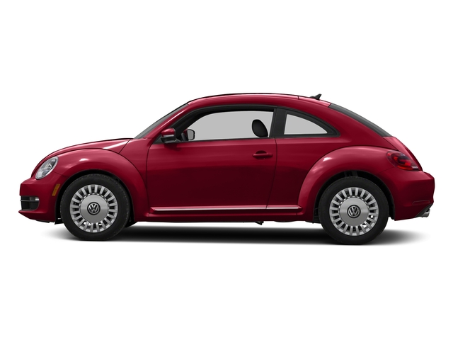 Tornado Red 2015 Volkswagen Beetle Coupe Pictures Beetle Coupe 2D 1.8T Entry I4 Turbo photos side view