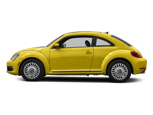 Yellow Rush 2015 Volkswagen Beetle Coupe Pictures Beetle Coupe 2D 1.8T Entry I4 Turbo photos side view