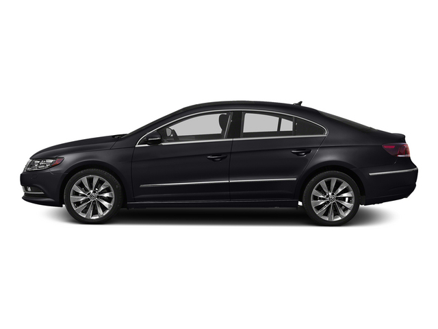 Deep Black Pearl 2015 Volkswagen CC Pictures CC Sedan 4D Sport I4 Turbo photos side view