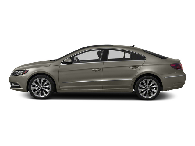 Light Brown Metallic 2015 Volkswagen CC Pictures CC Sedan 4D Sport I4 Turbo photos side view
