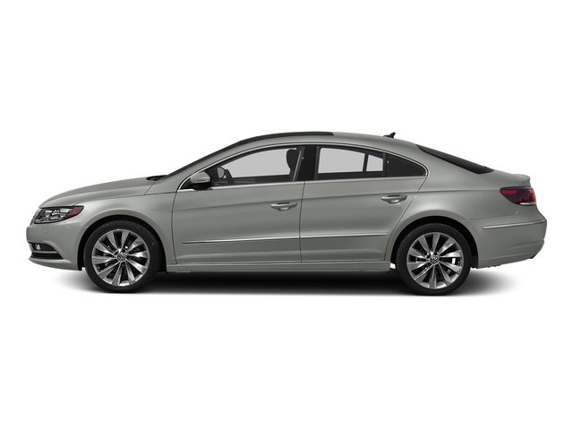 Reflex Silver Metallic 2015 Volkswagen CC Pictures CC Sedan 4D Sport I4 Turbo photos side view