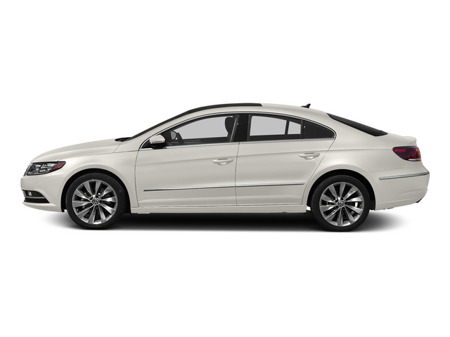Candy White 2015 Volkswagen CC Pictures CC Sedan 4D Sport I4 Turbo photos side view