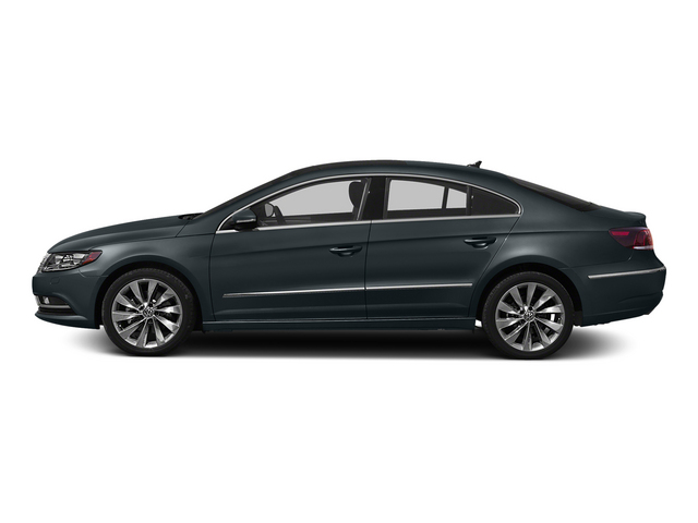Island Gray Pearl 2015 Volkswagen CC Pictures CC Sedan 4D Sport I4 Turbo photos side view