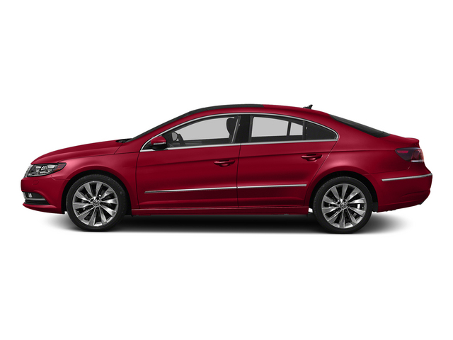 Fortana Red 2015 Volkswagen CC Pictures CC Sedan 4D Sport I4 Turbo photos side view