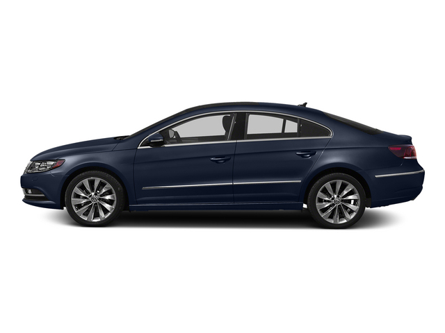 Night Blue Metallic 2015 Volkswagen CC Pictures CC Sedan 4D Sport I4 Turbo photos side view