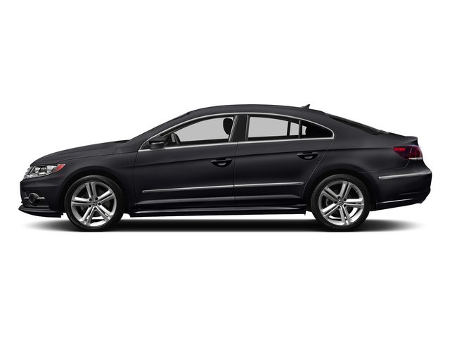 Deep Black Pearl 2015 Volkswagen CC Pictures CC Sedan 4D R-Line I4 Turbo photos side view