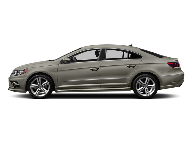 Light Brown Metallic 2015 Volkswagen CC Pictures CC Sedan 4D R-Line I4 Turbo photos side view