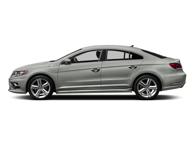 Reflex Silver Metallic 2015 Volkswagen CC Pictures CC Sedan 4D R-Line I4 Turbo photos side view