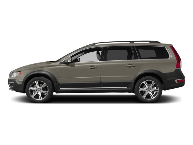 Seashell Metallic 2015 Volvo XC70 Pictures XC70 Wagon 4D T6 Platinum AWD Turbo photos side view