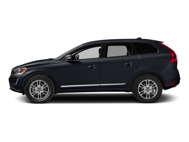 Black Sapphire Metallic 2015 Volvo XC60 Pictures XC60 Utility 4D T5 Platinum AWD I5 Turbo photos side view