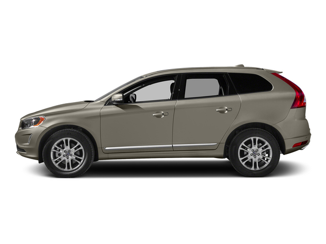 Seashell Metallic 2015 Volvo XC60 Pictures XC60 Utility 4D T5 Platinum AWD I5 Turbo photos side view