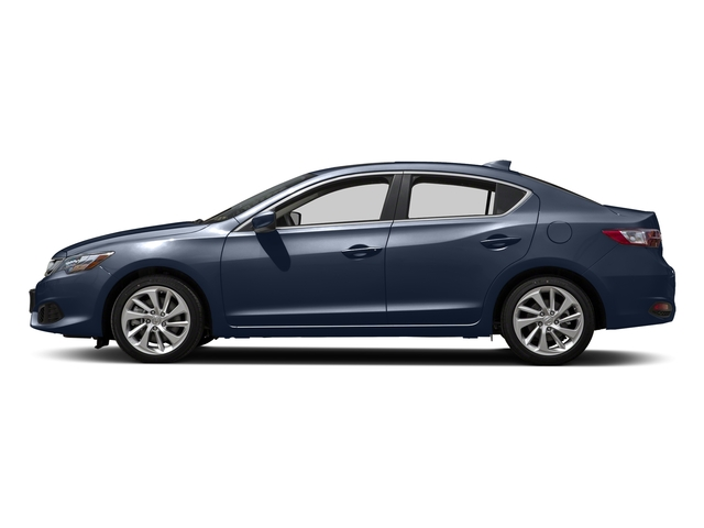 Catalina Blue Pearl 2016 Acura ILX Pictures ILX Sedan 4D Technology Plus I4 photos side view