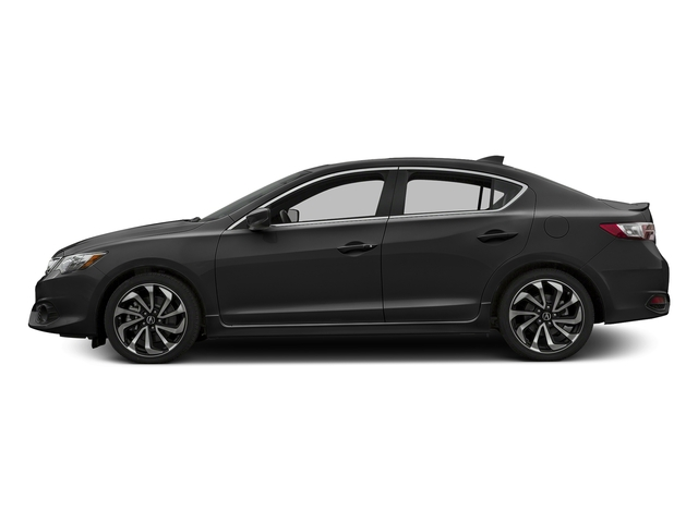 Graphite Luster Metallic 2016 Acura ILX Pictures ILX Sedan 4D Premium A-SPEC I4 photos side view